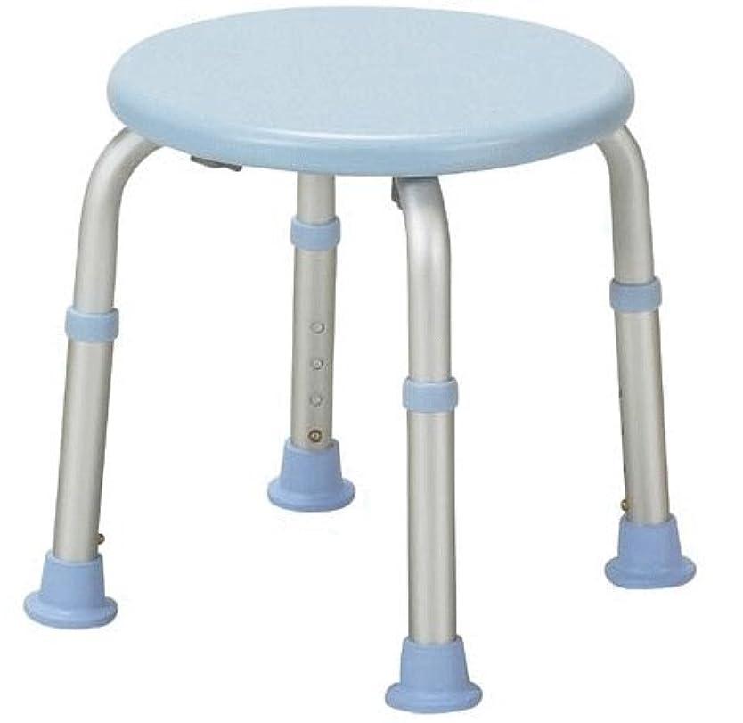 絶対に謝罪歯科のパウダールーム スツール 椅子 組立式 折りたたみ 軽量アルミ イタリア プロベックス社◆洗面所
