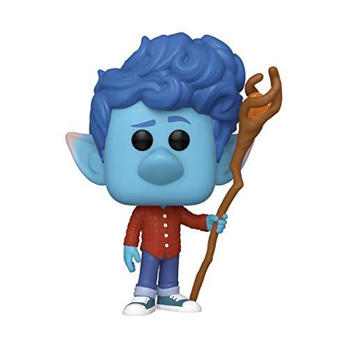 Funko- Pop Disney Onward-Ian w/Staff Collectible Toy, Multicolor (45584)