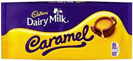 Cadbury Lácteos Barra De Dulce De Leche (200g)