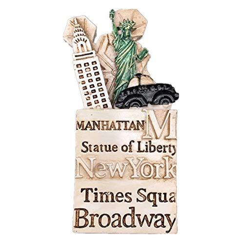 Time Square New York America USA Fridge Magnet