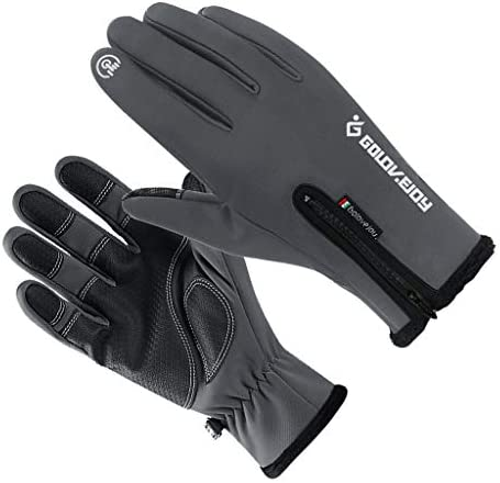 サイクリンググローブ 冬 スマホ グローブ 自転車 防寒 防水 保温 バイクグローブ 全5サイズ