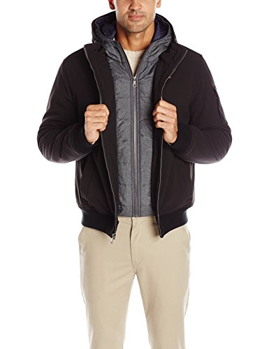 Tommy-Hilfiger-Mens-Soft-Shell-Fashion-Bomber-with-Contrast-Bib-and-Hood