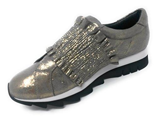 Scarpe Donna H Bella Sneaker nbsp;– nbsp;35660 nbsp;weite 40 G32312 Da Gerry Weber Gr Dona Khaki Argento zqHPxnwIEp