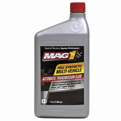 full synthetic transmission fluid - 5