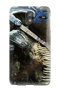 Galaxy Case - Tpu Case Protective For Galaxy Note 3- Leo In Teenage Mutant Ninja Turtles 7743921K26545782