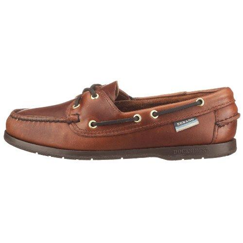 Gomme Victory Chaussures Sebago Waxy Bateau W Femme Marron gCnqd0wn