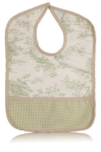 Green Toile Baby Accessories (Bib (Green Toile))