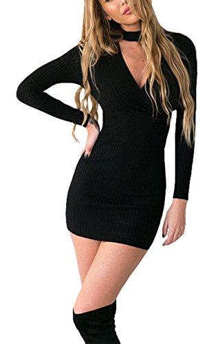 fancy halter dresses - 7