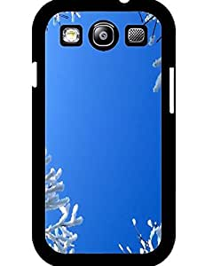 Samsung Galaxy S3 I9300 Case Cover, Snow Scenery Print,AngsCase
