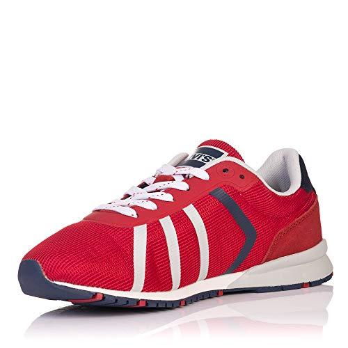 Rojo Sneaker Sneaker Almayer Lite Levi's Almayer zqp8Tx4