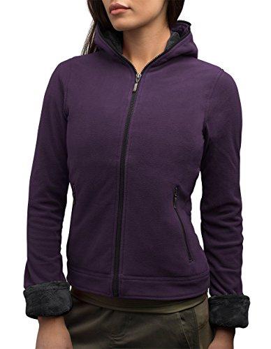 SCOTTeVEST Chloe Hoodie - 14 Pockets - Travel Clothing, Pickpocket Proof (M2, (Dare Down Jacket)