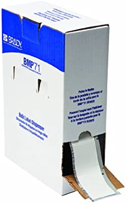 Brady b-580 vinilo interior y exterior cinta para impresora ...