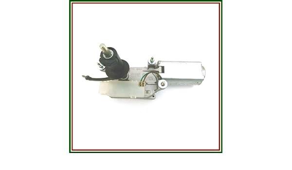 Motor de limpiaparabrisas limpiaparabrisas trasero Fiat Punto Typ 176: Amazon.es: Coche y moto