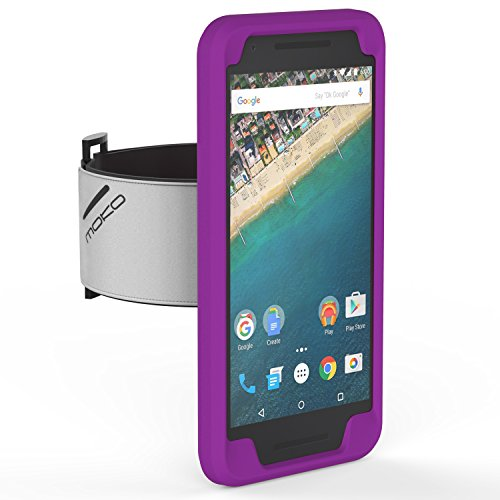 Armband MoKo Silicone Google Smartphone