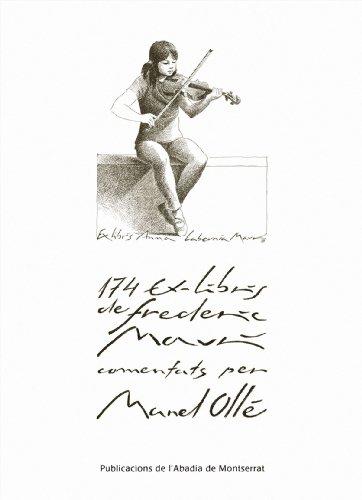 Descargar Libro 174 Ex-libris De Frederic Mauri Manuel Ollé I Albiol