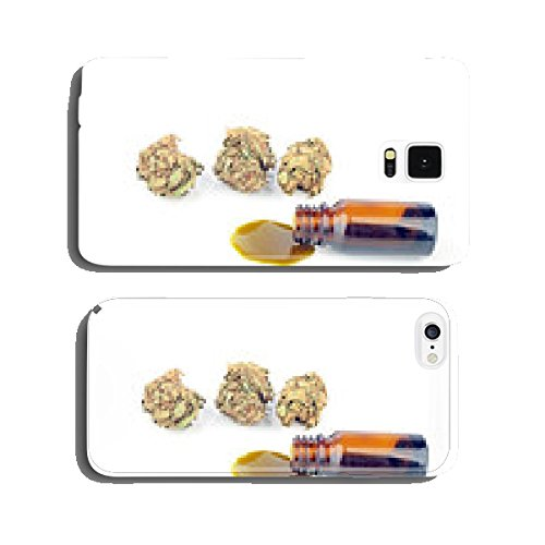 Medical-Cannabis-Marijuana-oil-ready-for-consumption-cell-phone-cover-case-iPhone5