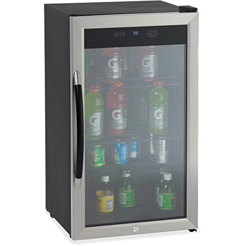 Avanti Beverage Cooler Cubic Feet