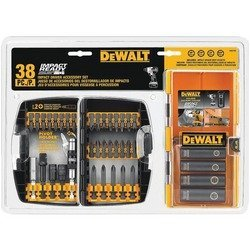 Dewalt - 38Pc Drive Accssry Set