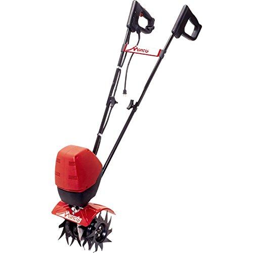 Mantis Elektrische Gartenfräse/Elektro Kultivator Klassisch 7252-780 W, 4 Fräsmesser, zum Hacken umkehrbar, Arbeitsbreite 23cm, Arbeitstiefe bis zu 25 cm, 9 Kg