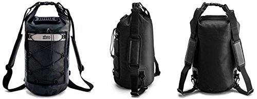 0bb6034793 ZBRO Waterproof Dry Bag with 2 Pockets