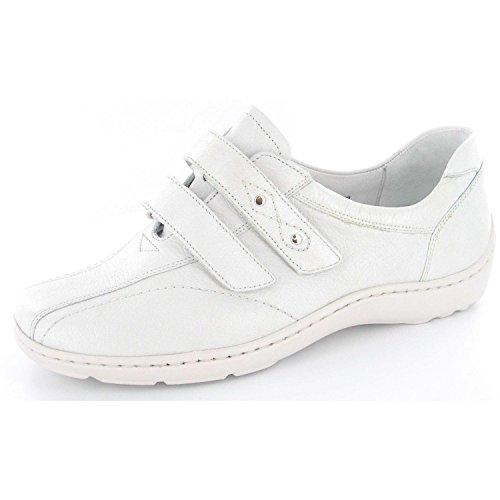 Cordones Para Mujer Cuero Waldläufer De Zapatos EqYU88