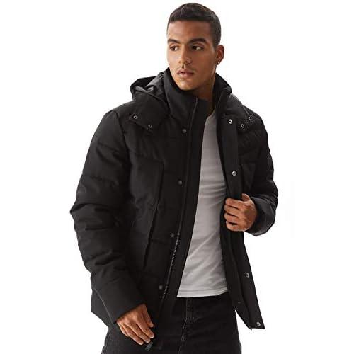 Molemsx Men's Down Alternative Jacket