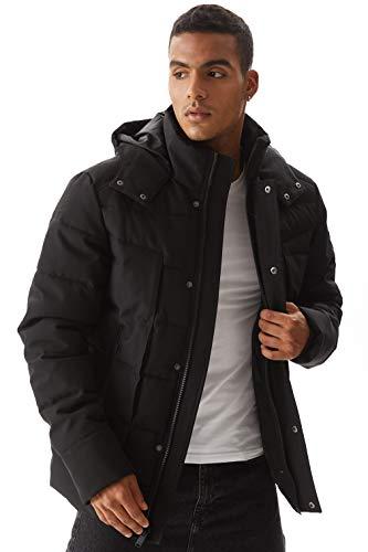 Molemsx Men's Winter Down Alternative Jacket Autumn