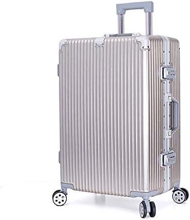 Desconocido ABS + PC Material Simple Trolley Caso, Super Bolsa de Almacenamiento, Roller Walking Box, 20