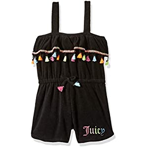 Juicy Couture Girls' Romper