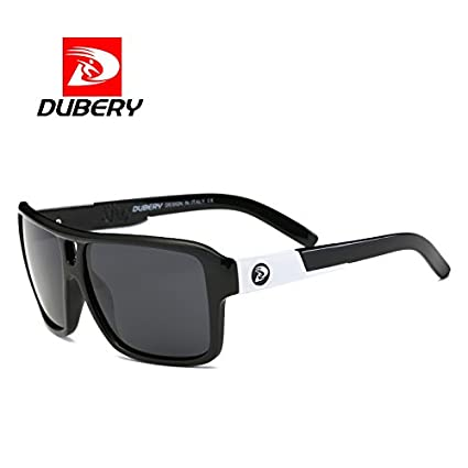 d9c289134f Amazon.com  Ocamo UV400 Polarized Sunglasses Unisex Fashion Outdoor Driving  Sport Glasses from DUBERY 8  Sports   Outdoors