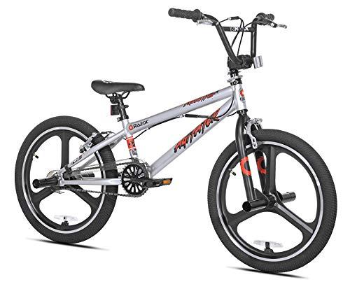 (Razor Agitator BMX/Freestyle Bike, 20-Inch)