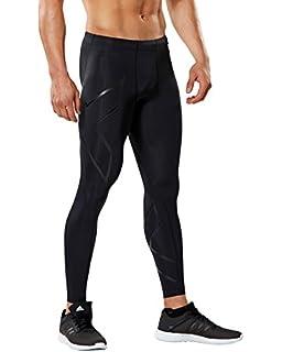 e82e1925809b6 Amazon.com: 2XU Men's Compression Tights: Clothing