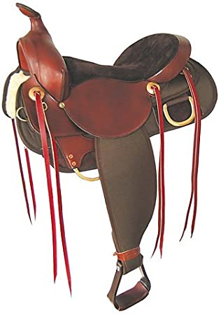 Fabtron Easy Rider Western Trail Saddle