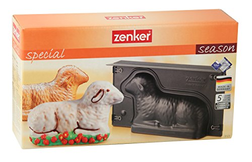 Zenker 9101''Special Season'' Lamb-Baking Tin, Black, 10.83 x 5.90 x 2.56'' by Zenker (Image #5)