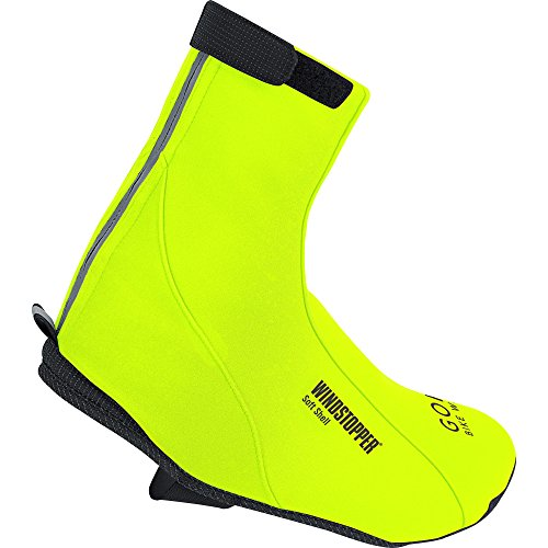 Botin Shell Ciclismo Amarillo Neón Soft Windstopper Road Wear de Bike Gore XqYRwCxAA