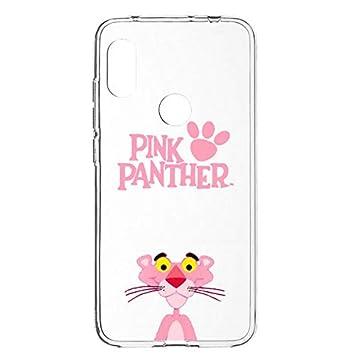 Todo Fundas Xiaomi Redmi Note 6 Pro Pantera Rosa Pink ...
