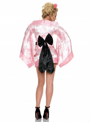 Leg Avenue 2 Pc. Chinese Geisha Girl Costume 83248 (PINK,MEDIUM)]()