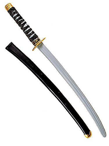 Ninja Sword w/Sheath Halloween Accessory