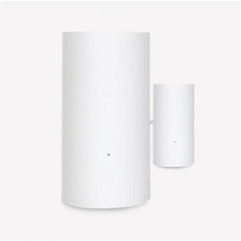 Door and Window Sensor, REQUIRES HUB, Zigbee Connection, Wireless Mini Contact Sensor for Alarm System and Smart Home Automation, works with Smart life, Alexa and Google home (Window & Door Sensor)