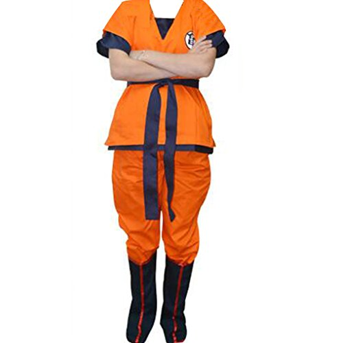 Poetic Walk Dragon Ball Z Son Goku Cosplay
