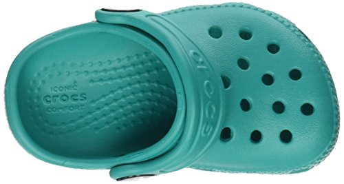 Crocs Classic Kinder Clog Tropische Teal