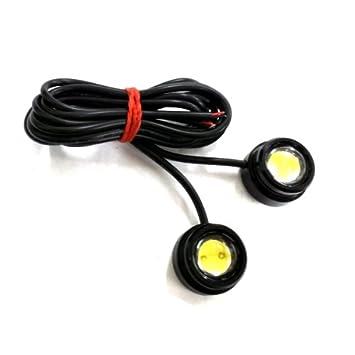 TL24W - BLACNA SMD LED luces de circulación diurna, lámpara ...