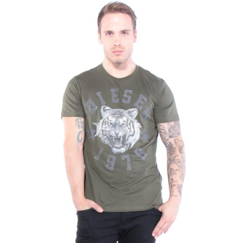 Diesel - T-shirt T-TGR - Maschi