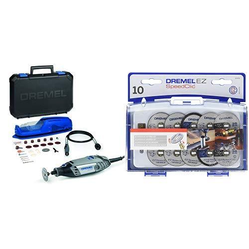Dremel 3000-1//25 EZ Multiherramienta Dremel 2615S690JA Juego de accesorios