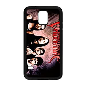Samsung Galaxy S5 Cell Phone Case Covers Black Bullet For My Valentine L4057393