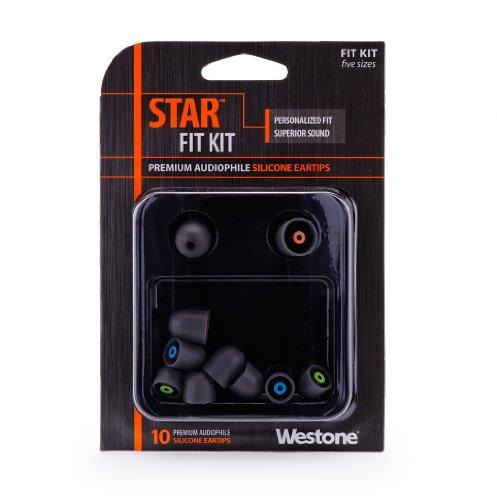 Westone STAR Silicone Universal Earphones