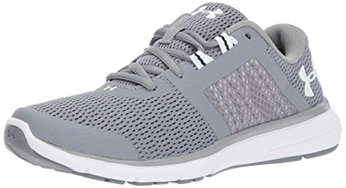 Fuse Armour Under FstBlack Women's whi Pn0k8wO