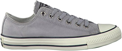 Converse Unisex Chuck Taylor All Star Low Top Dolphin Grey Sneakers - 6.5 C/D US Women / 4.5 D(M) US Men ()