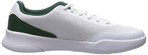LT Women's Sneaker Lacoste Green White Spirit 317 3 a84nqTw