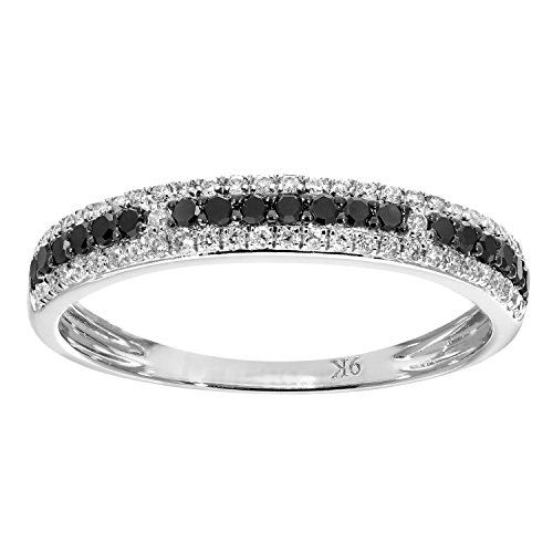 Naava - Bague - Or blanc - Diamant